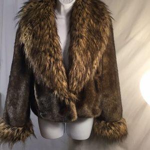 Donna Salyer's Fabulous Fur Jacket Extra Small